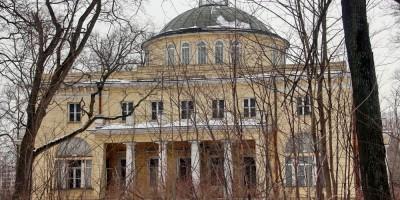 Дача Долгорукова на набережной реки Малой Невки, 11