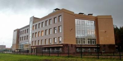 Ломоносов, Ораниенбаумский проспект, дом 42, детская школа искусств