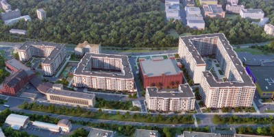Лиговский проспект, Черниговская улица, проект жилого комплекса