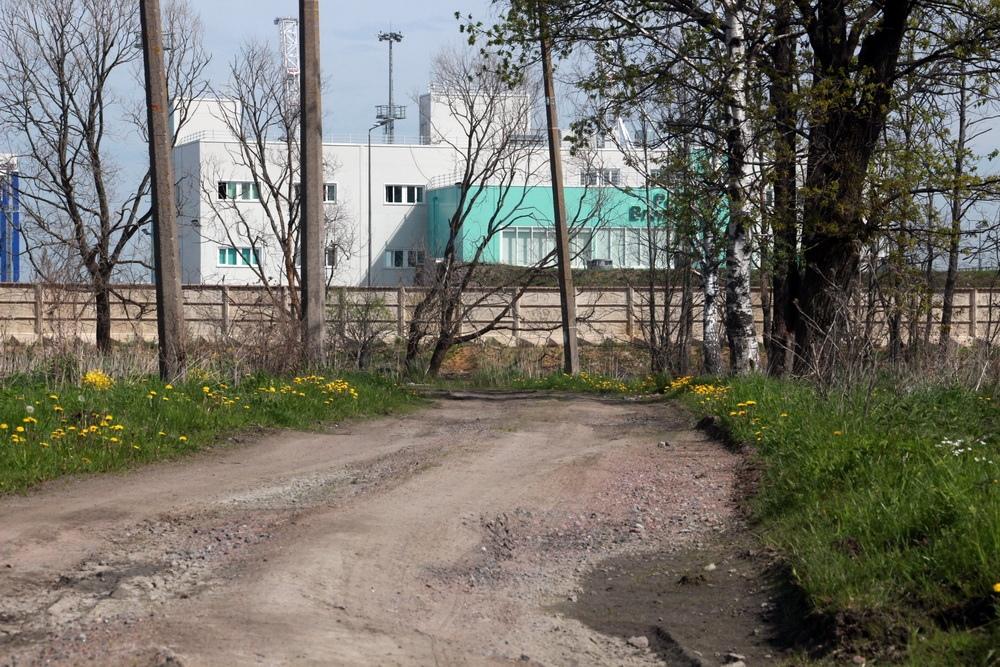 Ольгин Канал, переулок