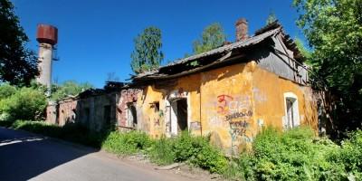 Осиновая Роща, Межозерная улица, дом 14, корпус 1, литера Б