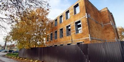Полюстровский проспект, дом 41, ремонт