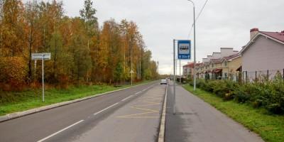 Сестрорецк, Грибная улица