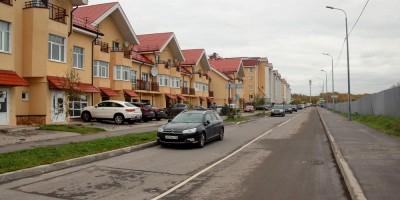 Сестрорецк, Матросская улица