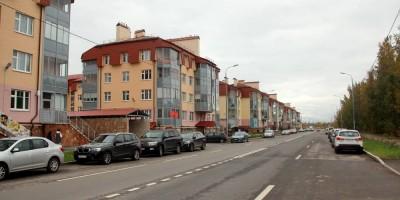 Сестрорецк, Приозерная улица