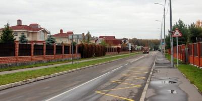 Сестрорецк, Жемчужная улица