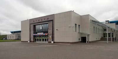 Станция метро Шушары