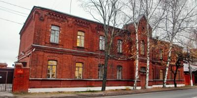 Кронштадт, Кронштадтское шоссе, дом 1