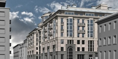 Малый проспект Петроградской стороны, 79-81-83, проект жилого дома