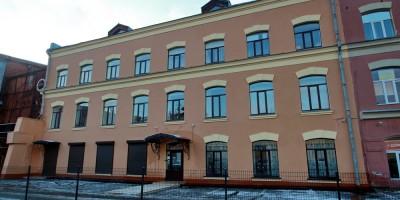 Московский проспект, дом 107, корпус 3