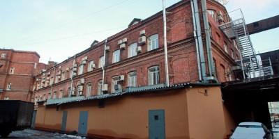 Московский проспект, дом 107, корпус 3, вид со двора