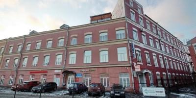 Московский проспект, дом 107, корпус 4 и корпус 5