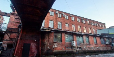 Московский проспект, дом 109, корпус 3, вид со двора