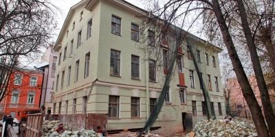 Пионерская улица, 15, капитальный ремонт