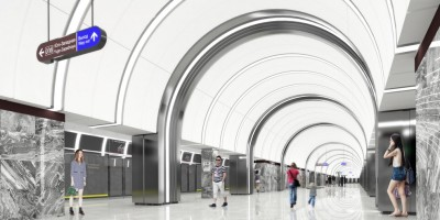 Станция метро Путиловская