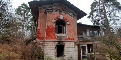 Ушковская улица, 3, особняк