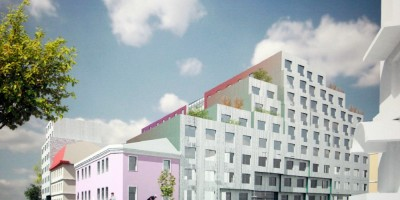 Воронежская улица, 45, проект гостиницы