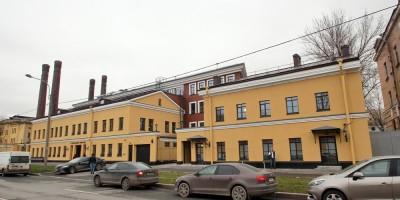 Введенский канал, дом 4