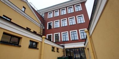 Введенский канал, дом 4, новый корпус