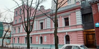 25-я линия Васильевского острова, особняк Шопена, фасад