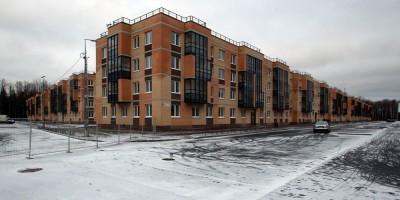 Юнтолово, жилые дома на Гладышевском и Юнтоловском проспектах