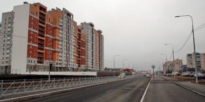 Колпино, Оборонная и Онежская улицы