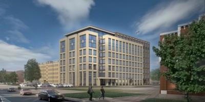 Кондратьевский проспект, дом 17, корпус 2, проект бизнес-центра