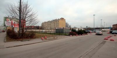 Кондратьевский проспект, дом 17, корпус 2, стоянка