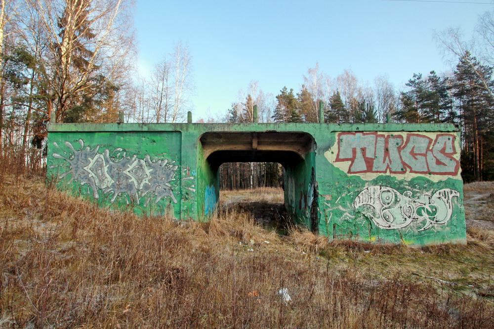 Ломоносов, путепровод, мост Оранэлы на улице Немкова