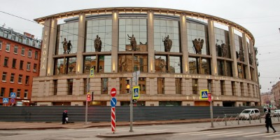 Малый проспект Петроградской стороны, дом 37, торговый центр Evropa