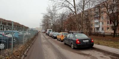 Новосаратовская улица