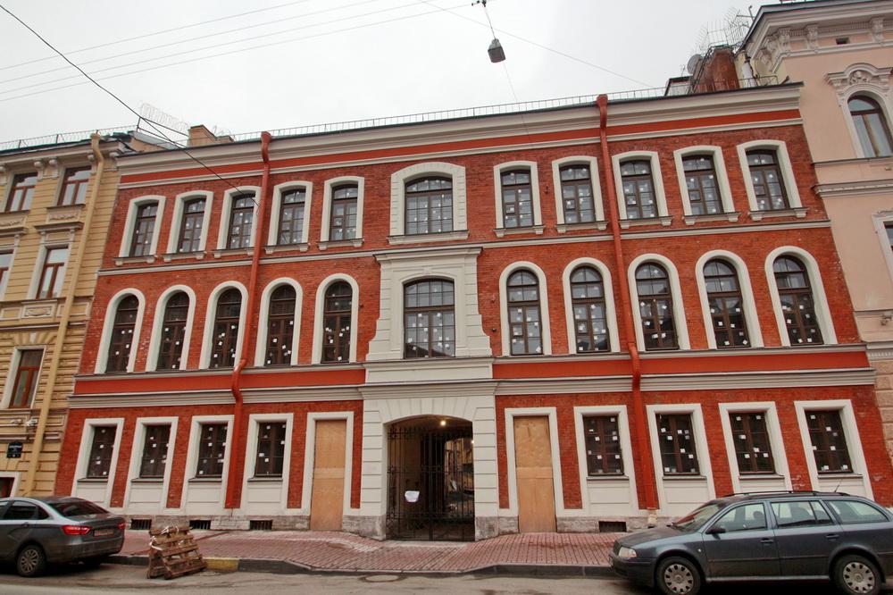Особняк Соколова на Шпалерной улице, 16