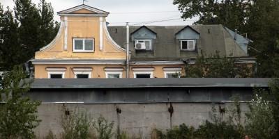 Петровский проспект, дом 20, корпус 4, задний фасад