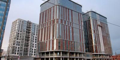 Проспект Энергетиков, дом 4, корпус 1, бизнес-центр