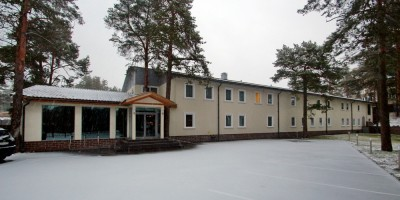 Сестрорецк, набережная реки Сестры, дом 51, гостиница