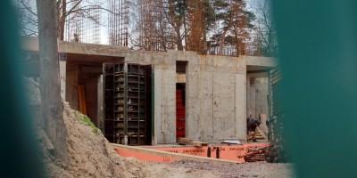Шувалово, Межозерная улица, 4, строительство жилого дома из железобетона