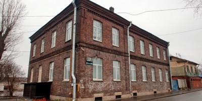 Старообрядческая улица, 11