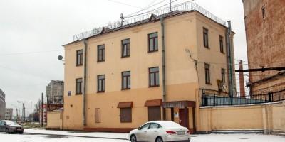 Улица Шкапина, дом 43-45, литера Е