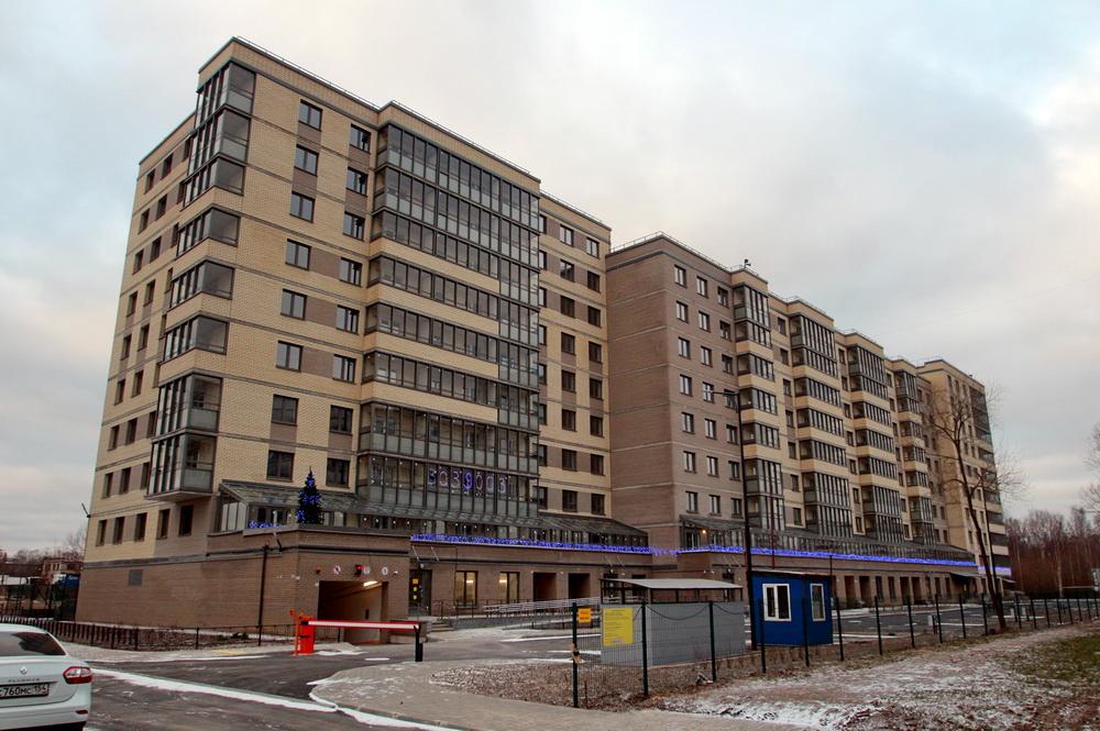 Улица Тамбасова, дом 1, корпус 1