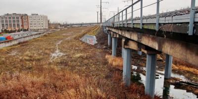 Варшавская линия, бывшая железная дорога