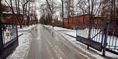 Институтский переулок
