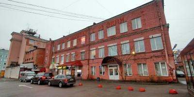 Заставская улица, 33, литера Д, северный фасад