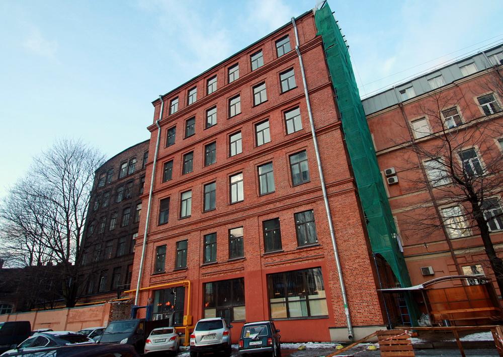 Заставская улица, дом 33, литера БА