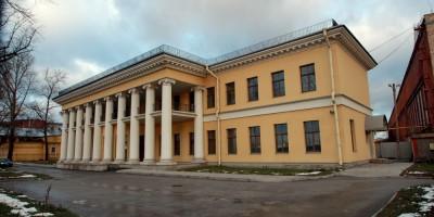 Дача Дурново на Свердловской набережной