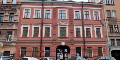 Дом Юргенса на улице Жуковского, дом 19