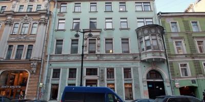 Дом Свистунова на Большой Морской улице, 19