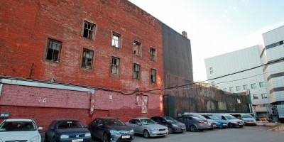 Гороховая улица, дом 47, литера В, демонтаж