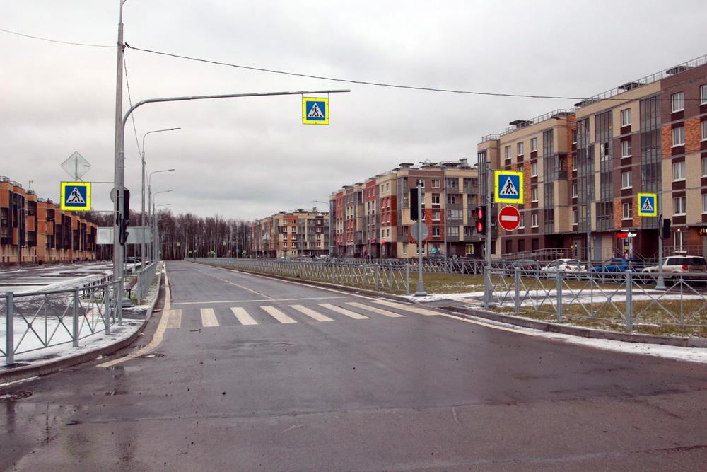 Юнтоловский проспект