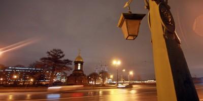 Каменноостровский проспект, фонарь