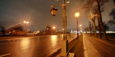 Каменноостровский проспект, фонари